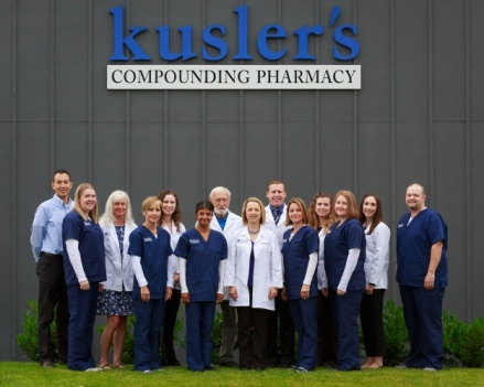 Kusler's Pharmacy Team Picture